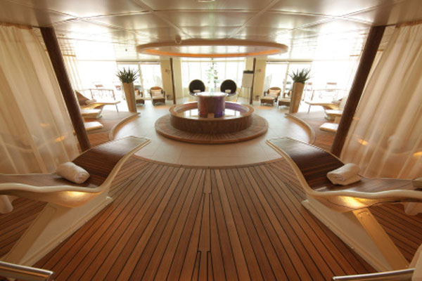 Seabourn Sojourn Yacht - SPA