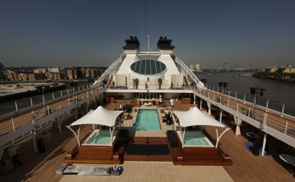 Seabourn Sojourn Yacht