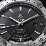 TAG Heuer Link Calibre 7 Advanced GMT Watch – Magnetic Bezel Men's Watch