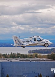 The Transition by Terrafugia – Flying Car Will be Available on the Market Next Year