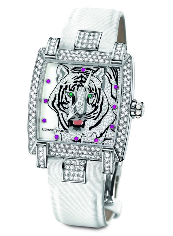 Ulysse Nardin Caprice Tiger Limited Edition Watch