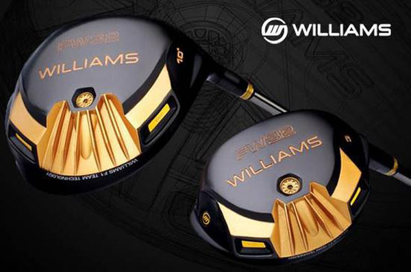 Williams Sports Black Series Golf Clubs