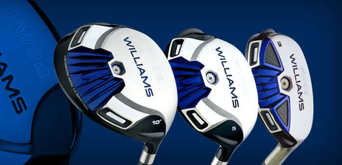 Williams Sports Players Series Golf Clubs