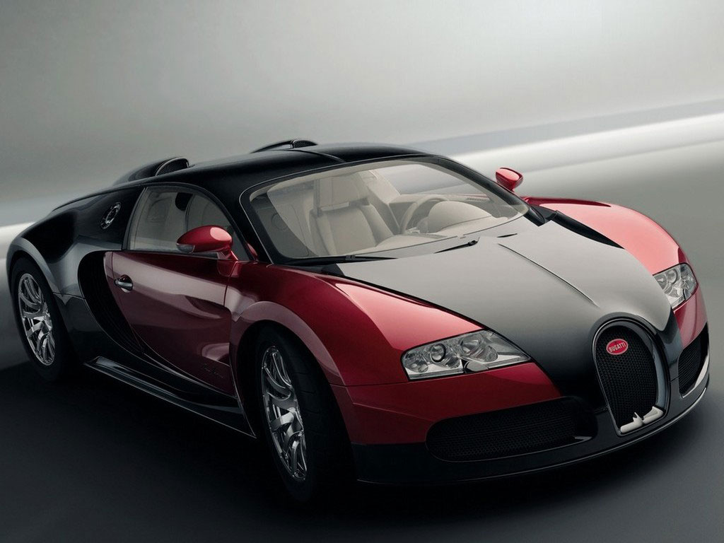 Even More Powerful Buggati
