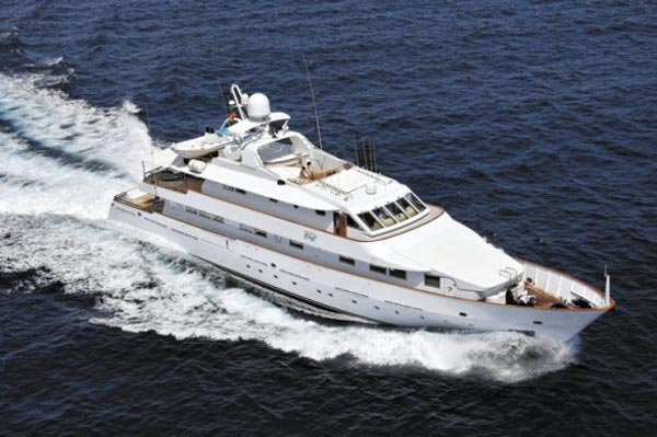 CD Two Motor Yacht Keenly for Sale at Camper & Nicholsons