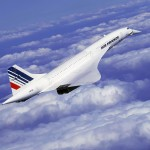 Supersonic Passenger Jet Concorde Back in the Air
