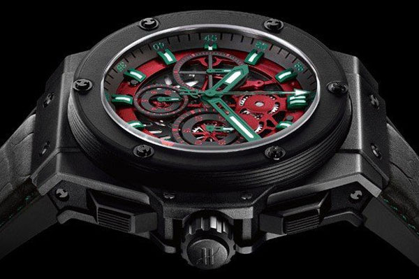 Hublot King Power Limited Edition Timepiece to Celebrate 200th Anniversary Of Mexican Independence