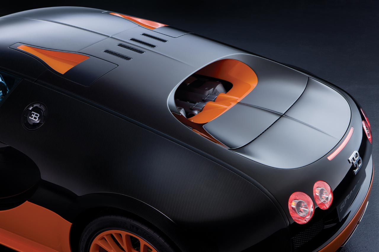 bugatti veyron 16 4 super sport fastet production car sets new land. Cars Review. Best American Auto & Cars Review