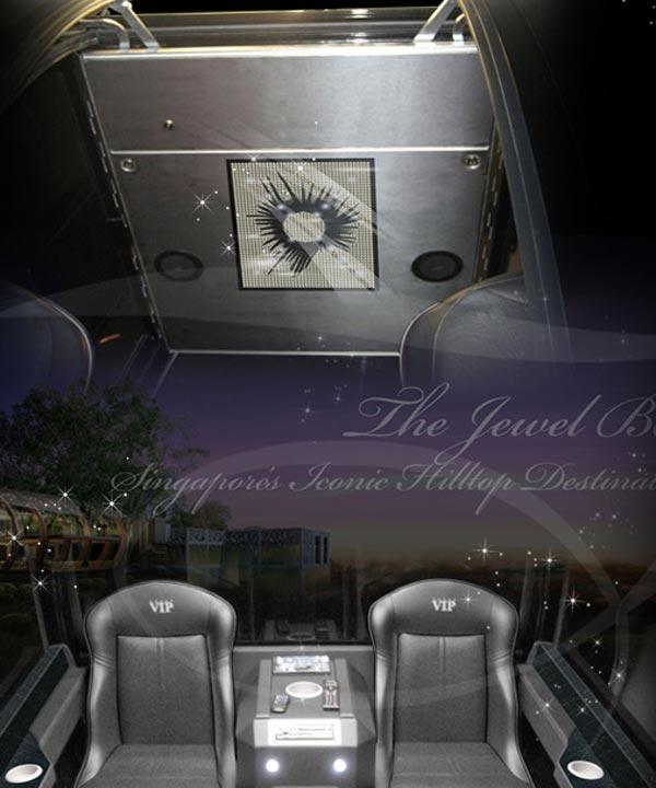 7-Star VIP Jeweled Cabin