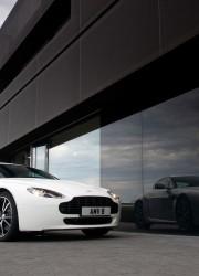 Aston Martin V8 Vantage N420 is Both Exclusive and Distinctive