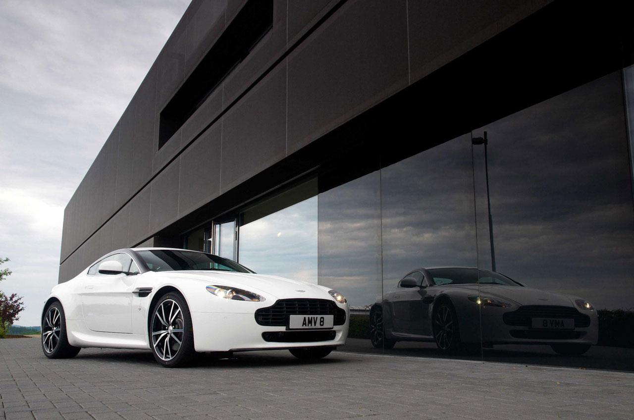 Special Edition Aston Martin V8 Vantage N420