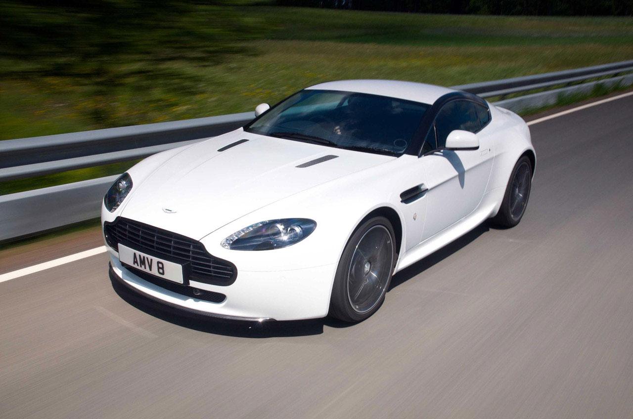 Special Edition Aston Martin