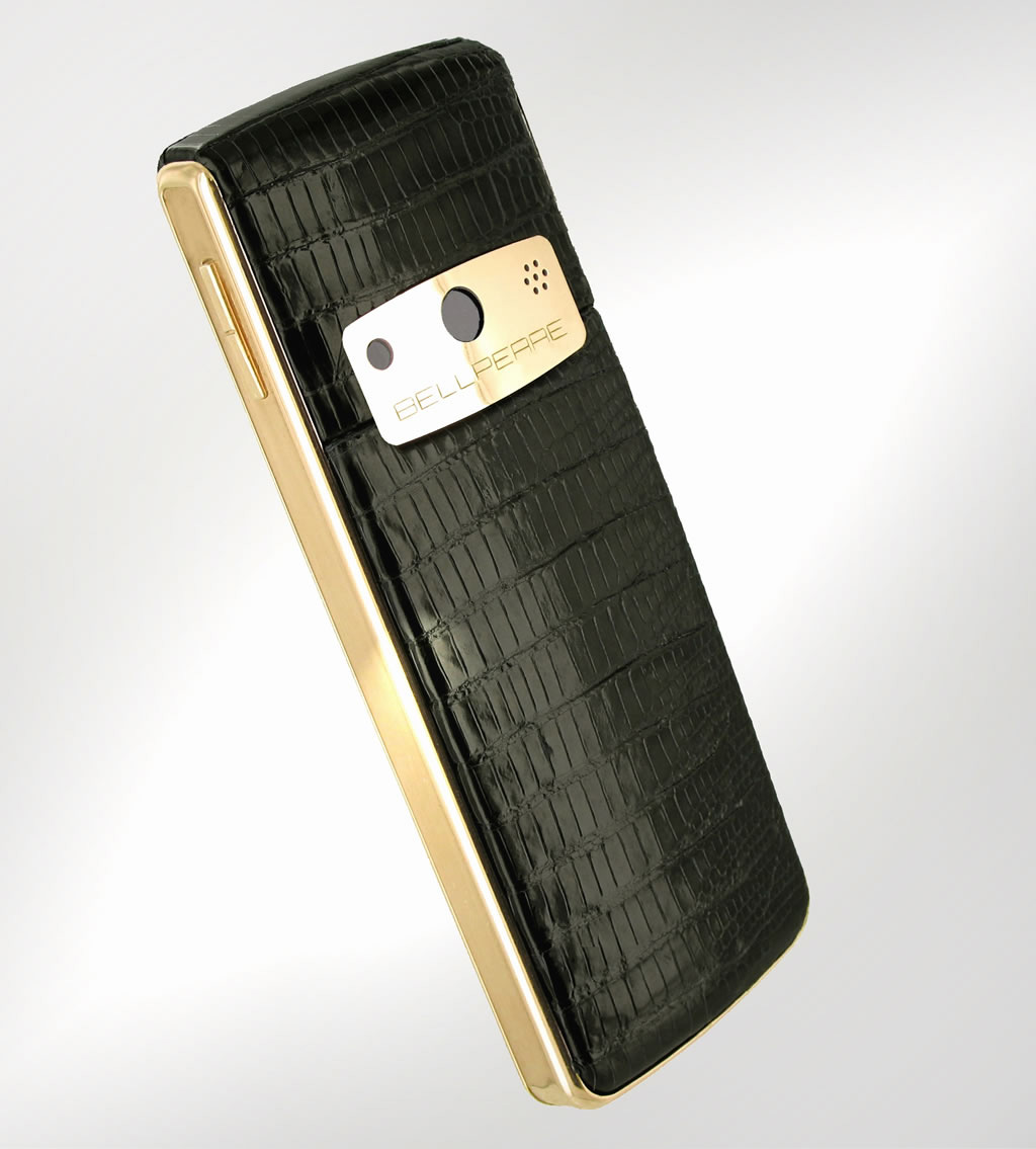The New Ultra Slim Bellperre Luxury Phone