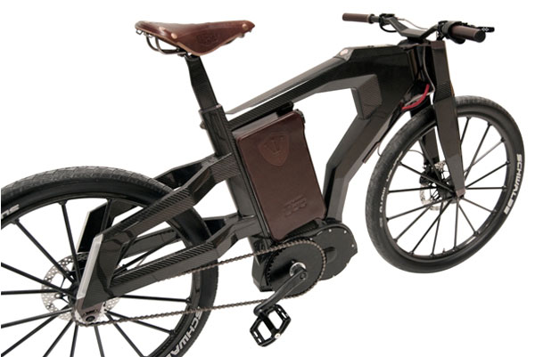 Blacktrail - The World's Fastest Electric Bike