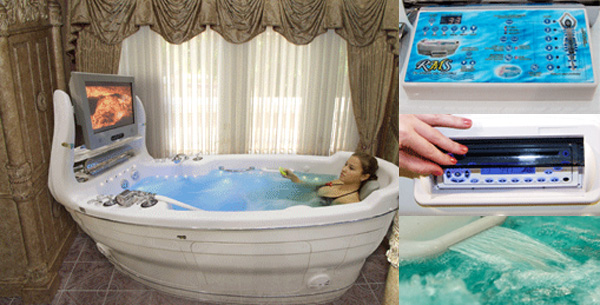 Caribbean Paradise Limited Edition Bathtub