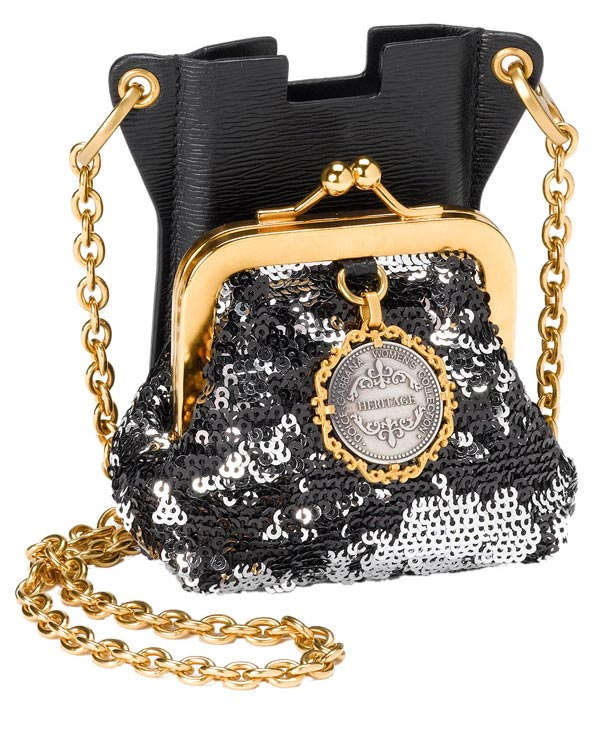 Dolce and Gabbana iPhone Case and Coin Purse