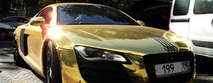 Gold-plated-Audi-R8-1