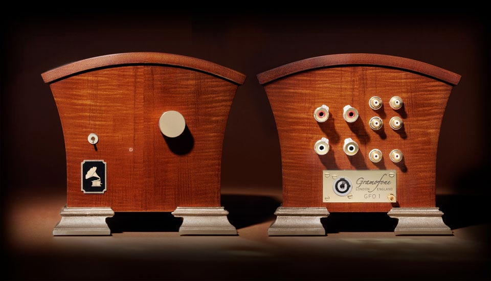 Gramofone Amplifier Concept Gold Edition &#8211; Expected to be a Treat for Music Lover
