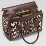 Gucci Heritage Pony Hair Large Boston Bag – Turn You into a Trend Setter
