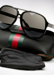 Gucci Special Edition Heritage Aviators Sunglasses