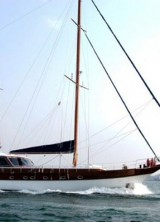 Gulet Istanbul – High Tech and Luxurious Sailboat for Sale