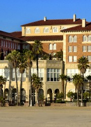 Hotel Casa Del Mar in Santa Monica Offers Beach Club Program