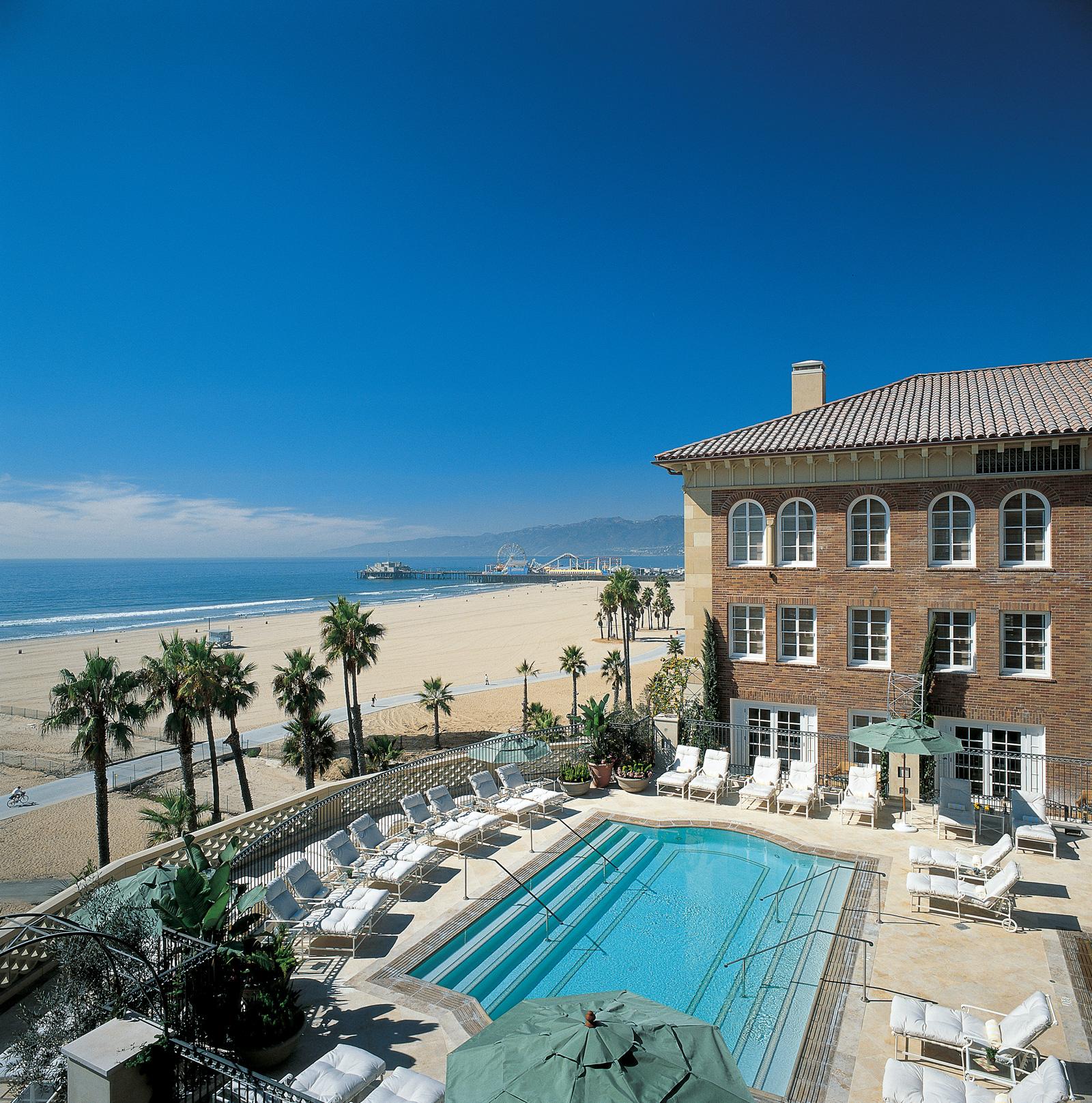 Hotel Casa Del Mar in Santa Monica