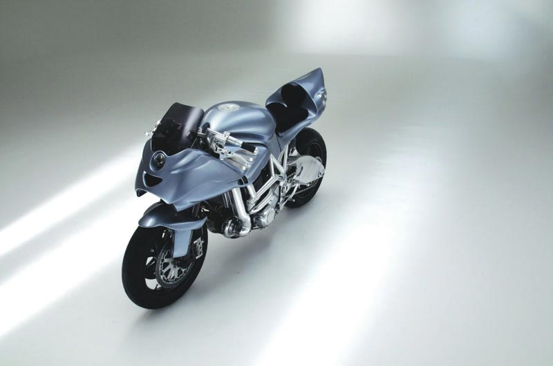 Icon Sheene - The World's Most Expensive Bike