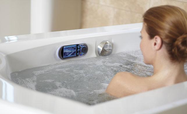 Jacuzzi Luxury Bath - The Salerno