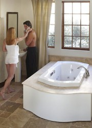 New Luxury Jacuzzi Bathtubs Offer Hydrotherapy and Wellness Bathtubs Solutions