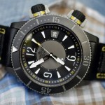 Jaeger-LeCoultre Master Compressor Diving Navy Seals Incursion Edition Watch