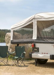 Trail Edition Campers from Jeep and Mopar for Extreme Off-Roaders