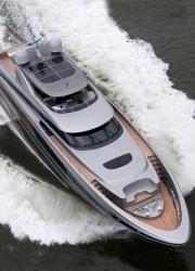 Jongert's 3900MY Aluminum Superyacht Waiting for the First Owner
