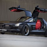 Sleek, Stylish and Powerful – Kicherer Mercedes-Benz SLS Supersport Edition Black