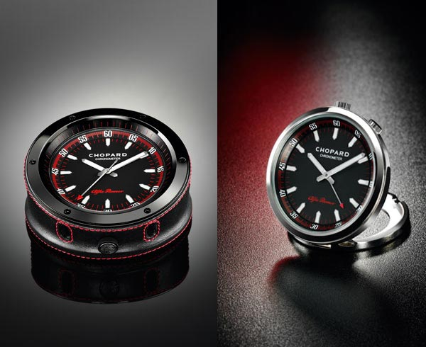 Limited Edition Chopard XL Gran Turismo for Alfa Romeo to Celebrates Exceptional Anniversaries