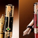 Mont Blanc Celebrates Queen Elizabeth I with Limited Edition Patron of Art Elizabeth I Fountain Pen