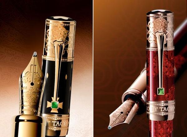 Limited Edition Patron of Art Elizabeth I Fountain Pen
