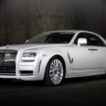 Limited Edition Rolls Royce White Ghost from Mansory – Technology and Luxury in Perfect Synergy