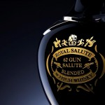Royal Salute Whisky Launches Limited Edition 62 Gun Salute Whiskey in a Gold and Crystal Decanter