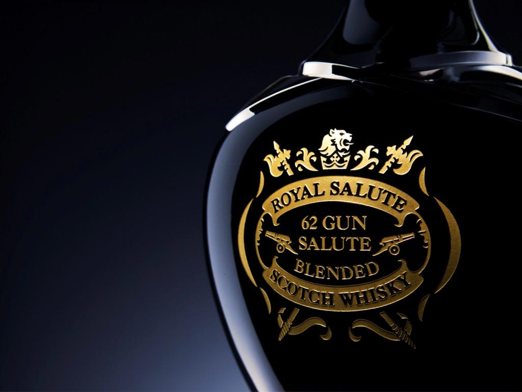 Limited Edition Royal Salute 62 Gun Salute Scotch Whisky