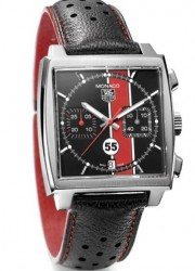 Limitred Edition TAG Heuer Monaco to Celebrate 55 Years of the Porsche Club of America