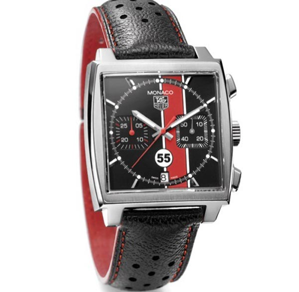 Limited Edition TAG Heuer Monaco for Porsche Club of America Watch