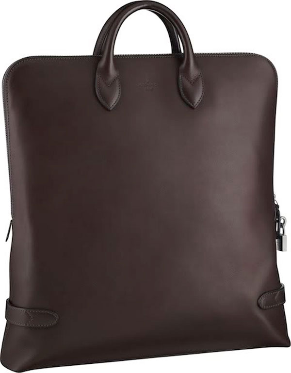 Louis Vuitton's Mens Fall/Winter 2010-2011 Bag Collection - Briska Cabas