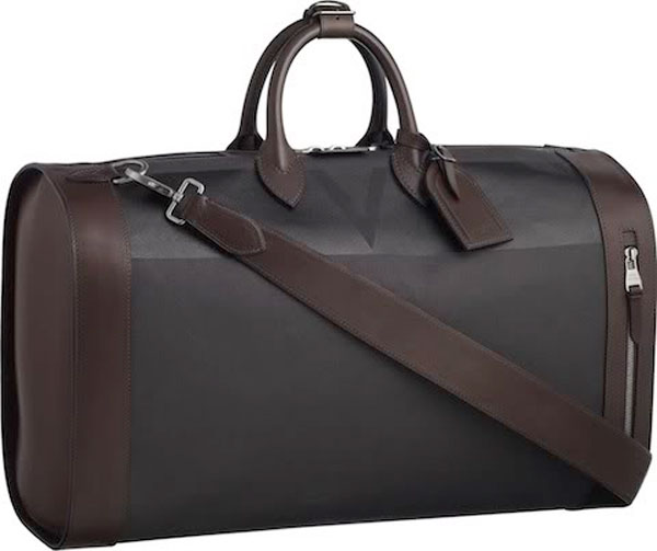 Louis Vuitton's Mens Fall/Winter 2010-2011 Bag Collection - Shako Sac Voyage