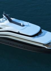 Orchid – Lurssen 88 meter Yacht designe by Luiz De Basto