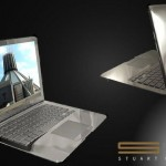 MacBook Air Supreme Platinum Edition by Stuart Hughes – The Most Expensive Apple MacBook in the World