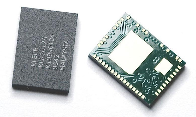 Mercedes SMSC Kleer Wireless Audio Technology