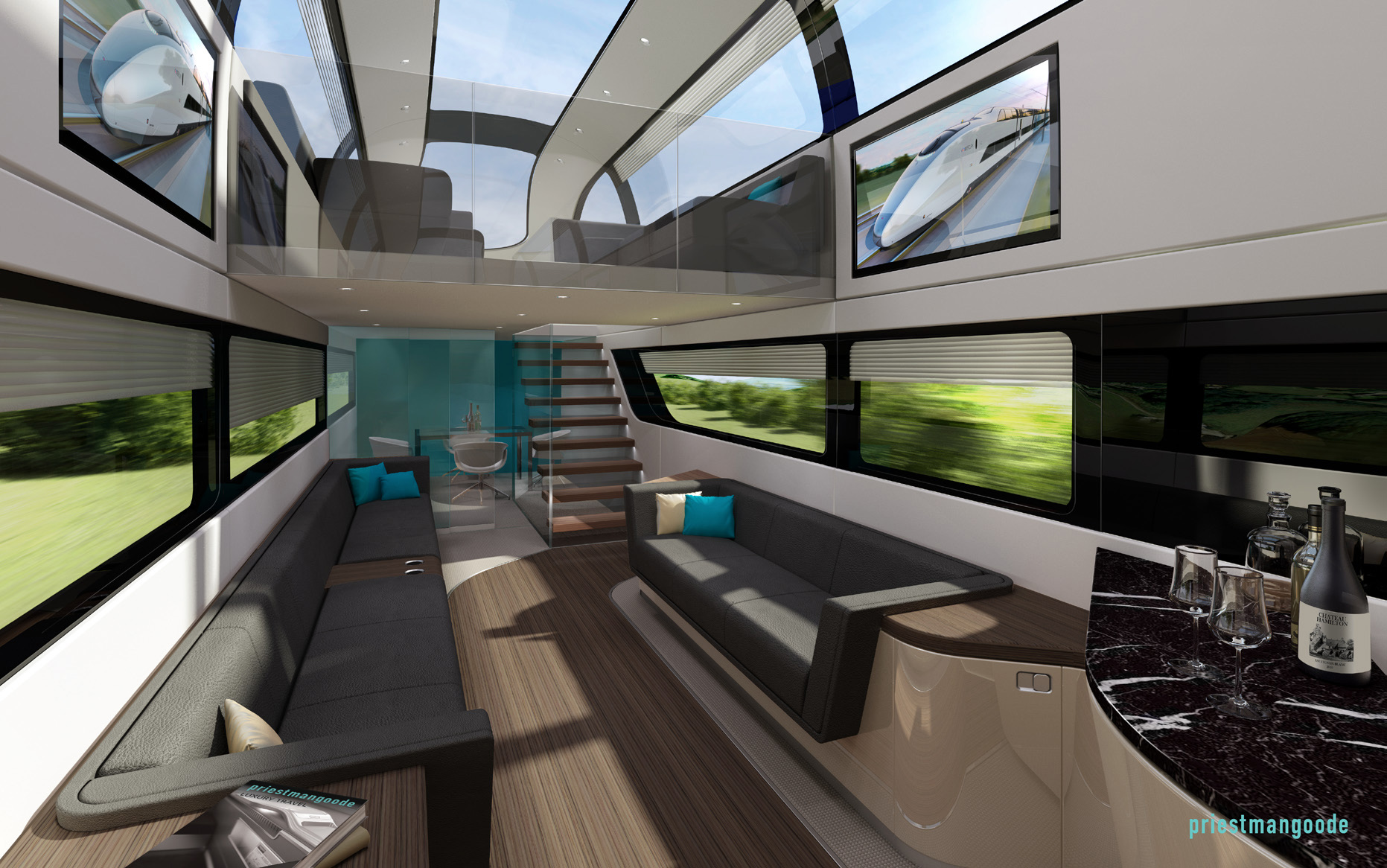 mercury britain 39 s new high speed train concept extravaganzi. Black Bedroom Furniture Sets. Home Design Ideas