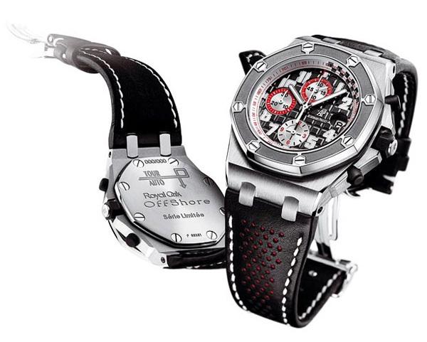 Limited Edition Audemars Piguet Royal Oak Offshore Tour Auto 2010 Chronograph
