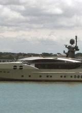 Palmer Johnson Launch PJ-501, First in PJ 170 Superyacht Series